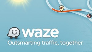 Waze update features redesign and auto complete