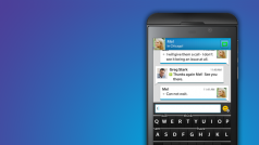 BlackBerry stalls BBM for iOS and Android launch