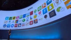 Smartwatch: The first apps for Samsung Gear