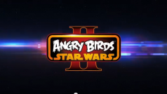 Watch the new teaser video for Andry Birds Star Wars II