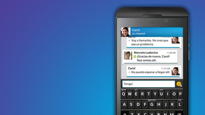 BlackBerry Messenger beta testing restarts for Android