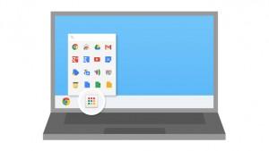 Chrome App Launcher arrives on Mac