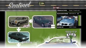 Infographic: The evolution of vehicles in GTA
