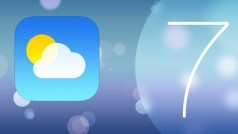 Discovering iOS 7: The Weather app