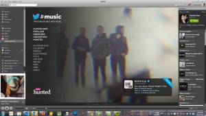 Twitter reminds us that #Music still exists with new Spotify app