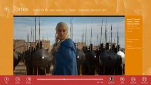 Torrex Lite: The Torrent Downloader for Windows RT & Windows 8