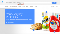 Google Shopping Express available in San Francisco to San Jose