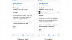 LinkedIn Intro integrates LinkedIn profiles into iOS Mail app