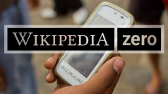 Wikipedia Zero texts users info from the online encyclopedia