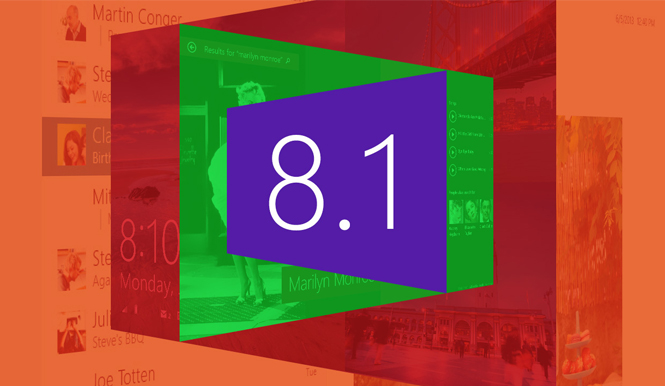 Windows 8.1: The new and improved Snap View feature