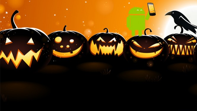 Creepy Android apps to scare your friends on Halloween