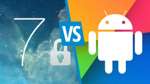 Security showdown: iOS 7 vs. Android 4.3