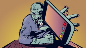 iOS vs. Android: Which users are more likely to survive a zombie apocalypse?