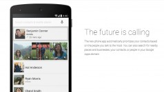 Android 4.4 KitKat phone dialer could display ads