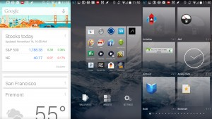 Google Experience Launcher available for Android 4.1+ devices