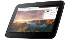 Opera for Android updated with tablet interface