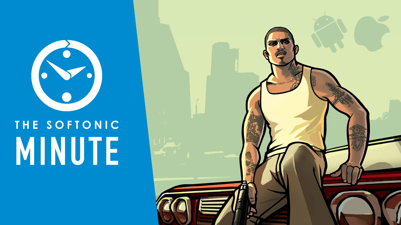 The Softonic Minute: Facebook, Wikipedia, GTA: San Andreas and Candy Crush