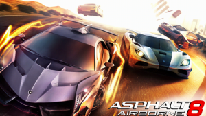 Asphalt 8: Airborne now free to play