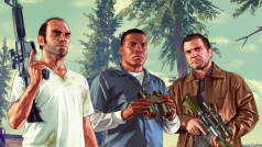 GTA V: How to change character