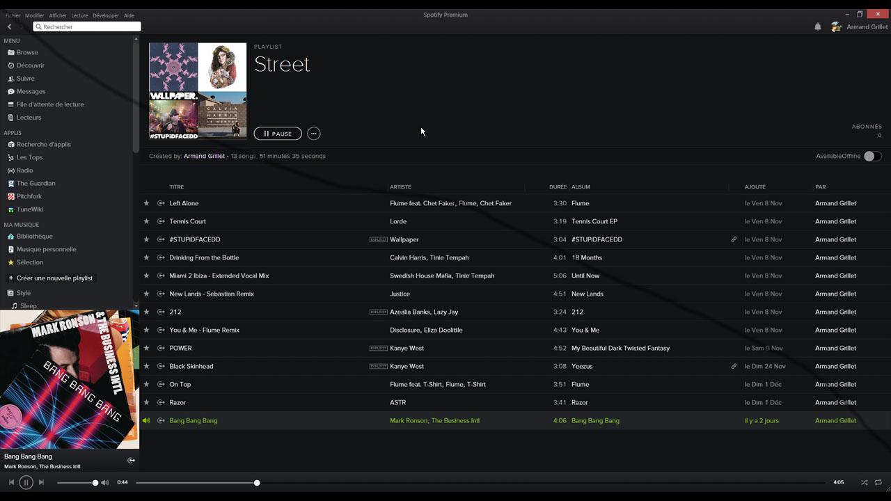 Spotify updates apps with dark theme