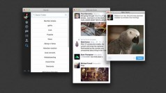 Twitter for Mac redesigned