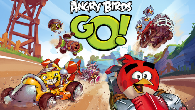 Angry Birds Go! out now on Android, iOS and Windows Phone