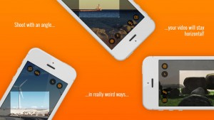 Horizon app hopes to eliminate vertical video