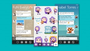 Viber for Windows Phone 8 updated with better notifications and stickers