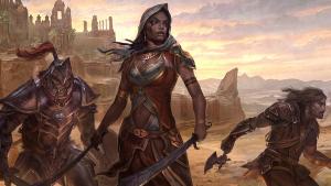 Group combat exposed in new Elder Scrolls Online video
