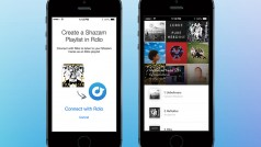 Rdio and Shazam team up to create playlists from your tags