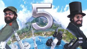 Sign up for the Tropico 5 beta