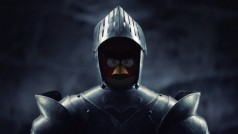 Rovio teases next Angry Birds game with suit of armor