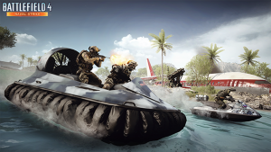 Battlefield 4: Naval Strike DLC out for PC after delay