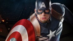 Captain America emoticons available for Skype