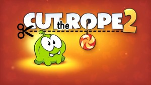 Cut the Rope 2 arrives on Android
