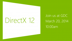 DirectX 12 to be presented on March 20th
