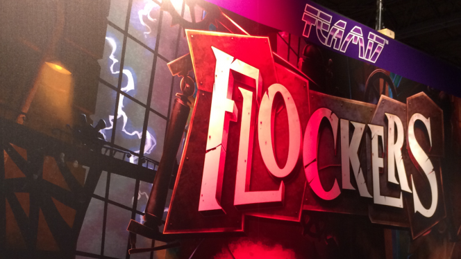 Meet 'Flockers', the new puzzle game from Team17