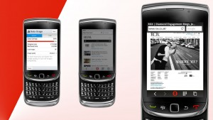 Opera Mini 8 released for BlackBerry and Java
