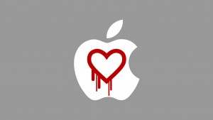 Apple claims it was not affected by Heartbleed security bug