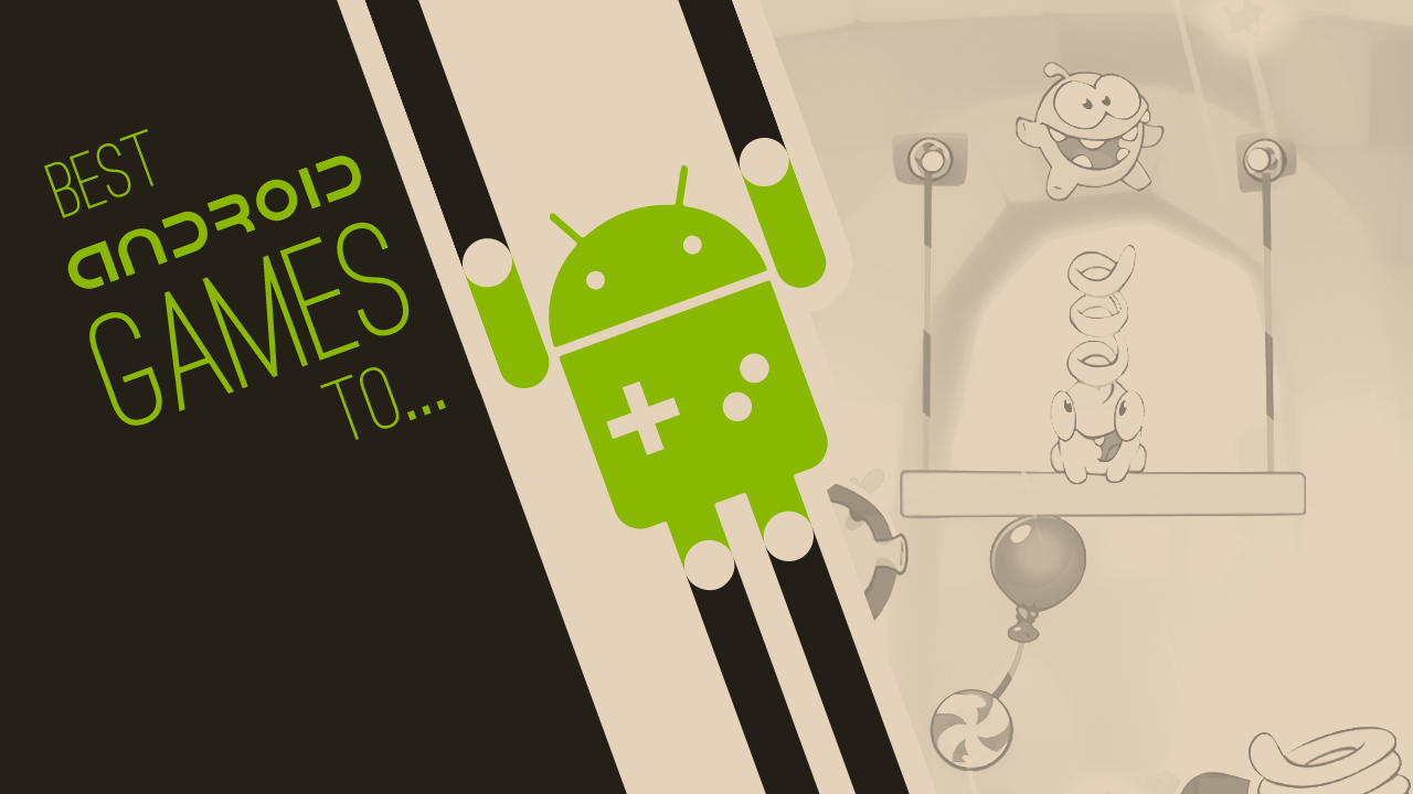 The best Android games to play on public transport