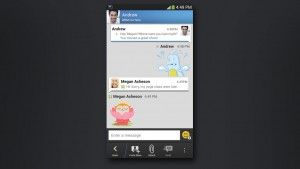 BBM joins the sticker craze, gets group photo sharing