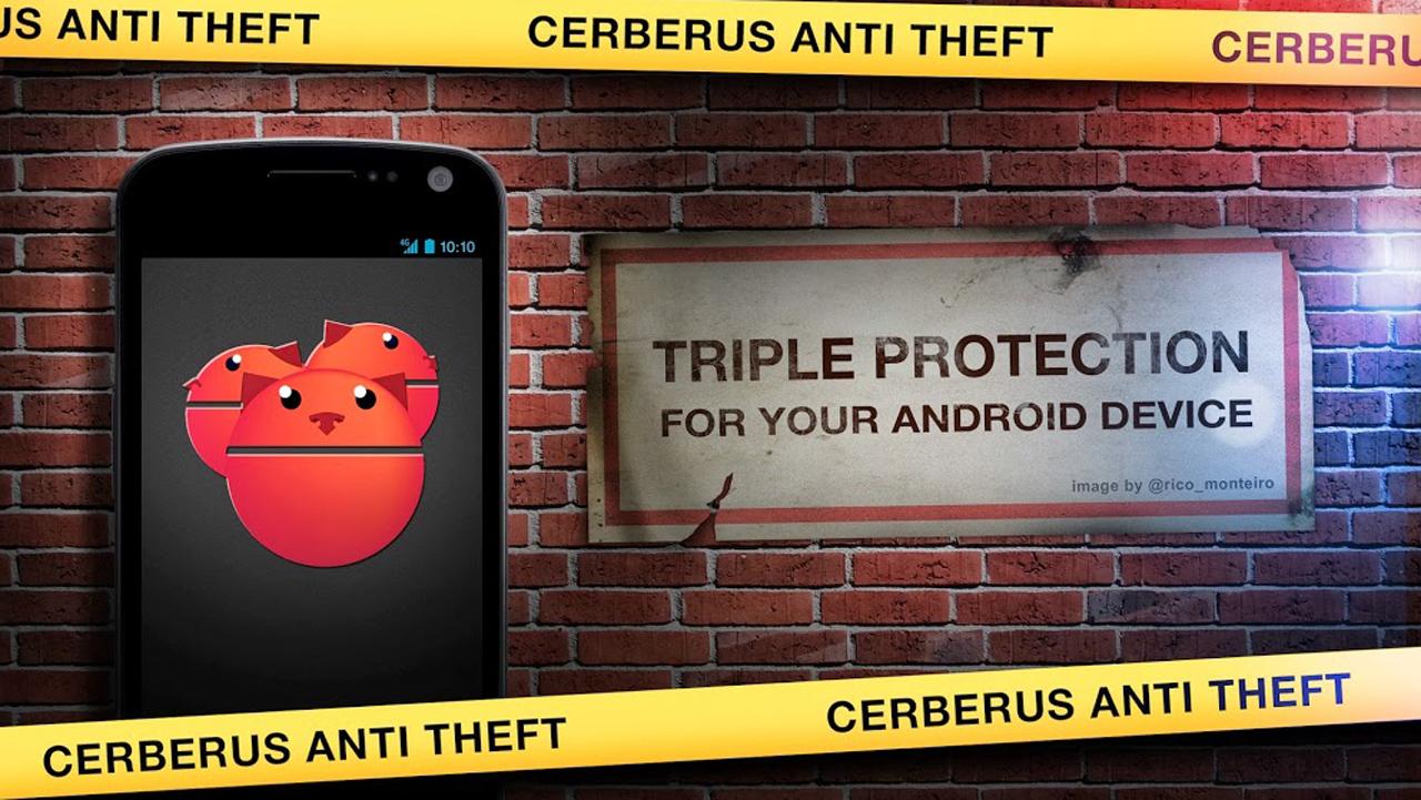 Cerberus anti theft app goes free for its third birthday