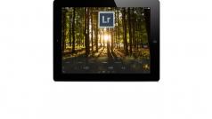 Lightroom for iPad: a darkroom in your backpack