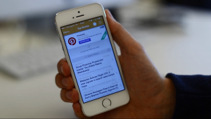 New 'pull to refresh' ads could be coming to your mobile devices