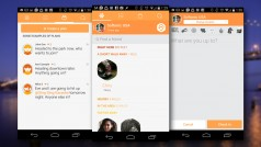 Foursquare's Swarm app makes it easy to stalk your friends