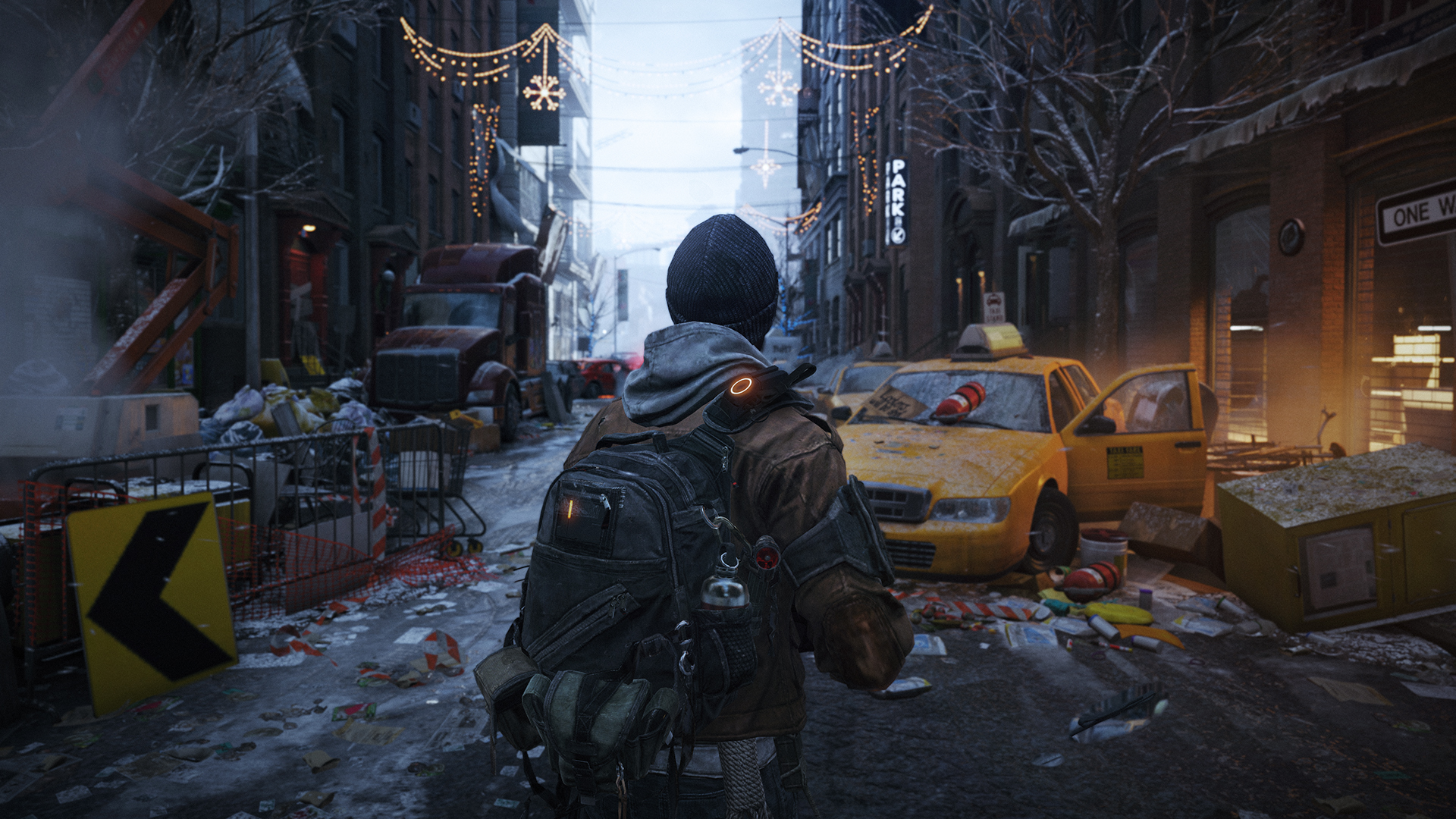 Tom Clancy's The Division delayed until 2015