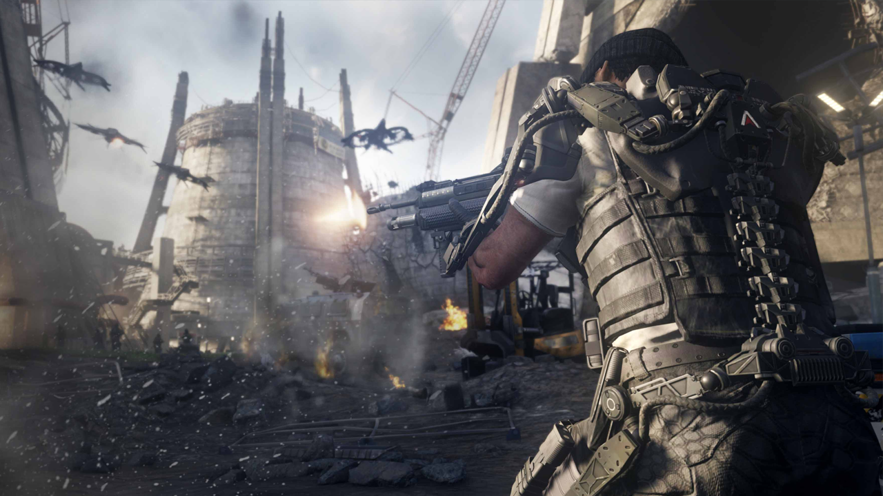 Call of Duty: Advanced Warfare set in 2052