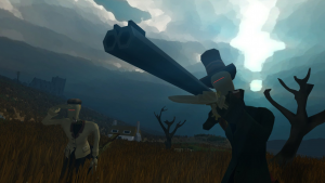 Watch the launch trailer for Sir, You Are Being Hunted