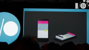 Google I/O 2014: Google rethinks Android design