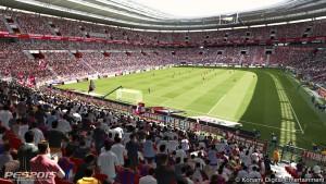 Pro Evolution Soccer goes next gen